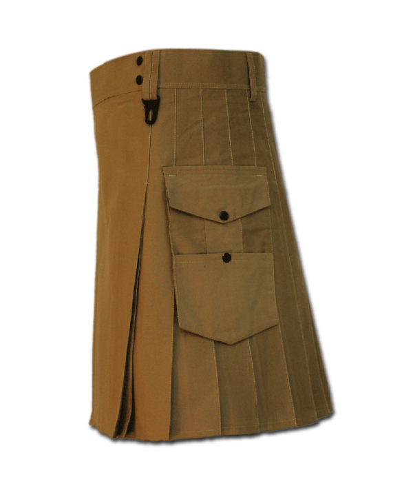 Great Kilt for Stylish Men sand 1