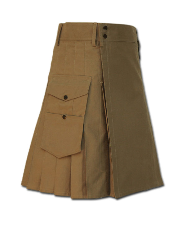 Great Kilt for Stylish Men sand 3