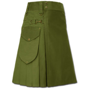 Utility Kilt for Decent men