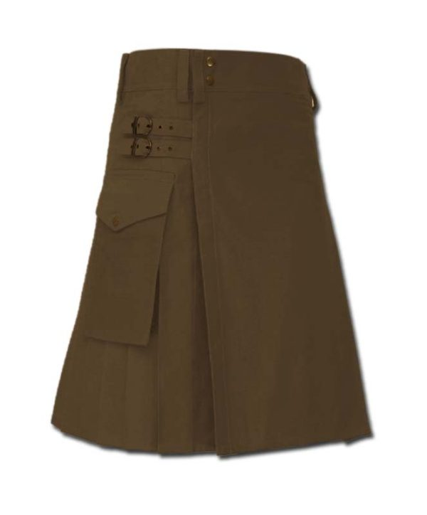 Casual Kilt for Every Men sand