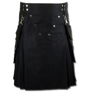 Detachable Pockets Kilt for Running Man