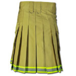 FireFighter High Visibility Kilt green