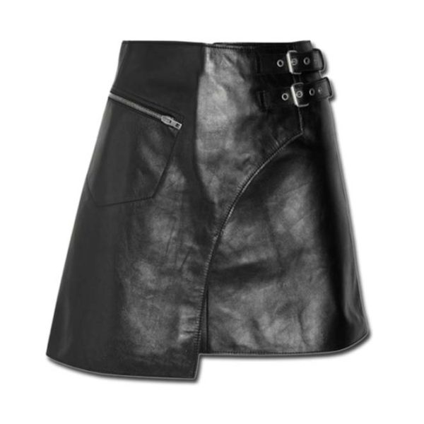 Gladiator Leather Kilt-1