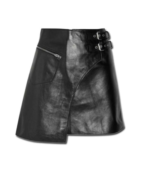 Gladiator Leather Kilt-1