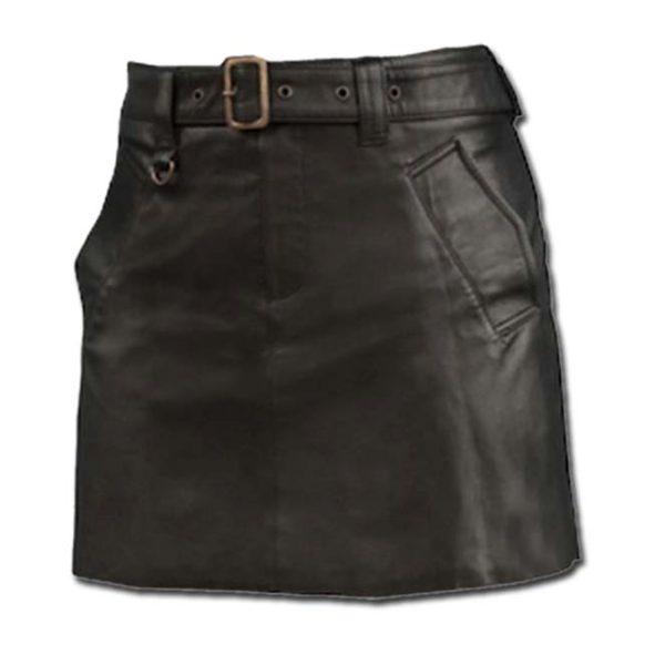 Hipster Mini Skirt-1