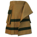 Modern Kilt For Active Men sand 1