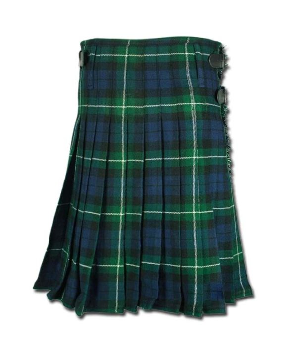 Regiment of Foot official Tartan Kilt-3