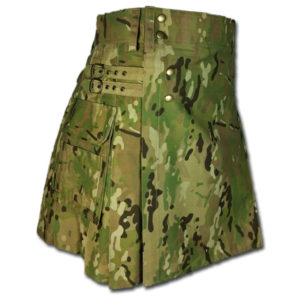MultiCam Utility Tactical kilt