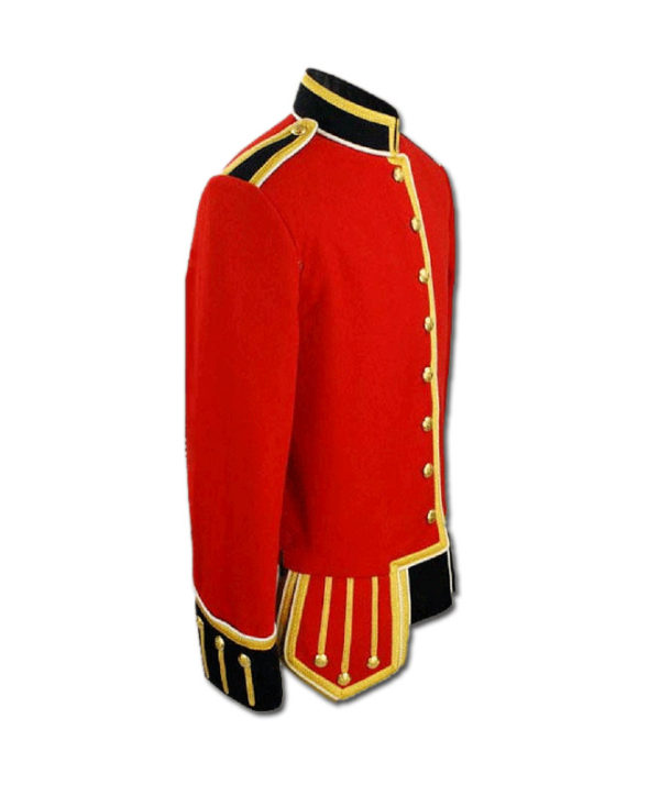 Red Military Drummer Doublet-2