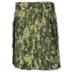 Sage Digital Camo Kilt-3