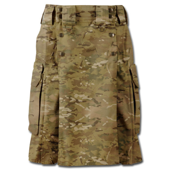 Tactical Duty Kilt Multicam-1