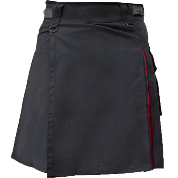 KJ-Black-Red-Hybrid-Kilt-front-1