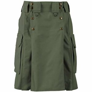 Tactical Duty Kilt - Moss