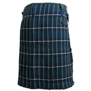 Mens Scottish Blue Douglas Tartan Kilt