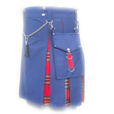 Hybrid fashion kilt1