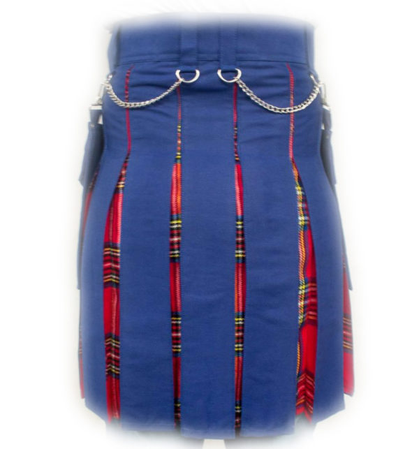 Hybrid fashion kilt2