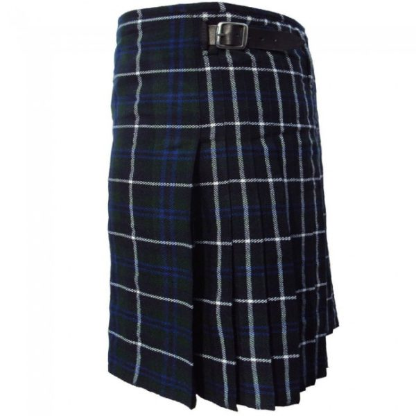 Original Douglas traditional tartan kilt1