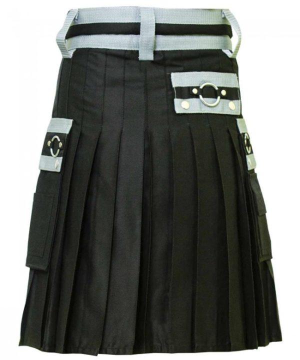 Steampunk Gothic kilt4