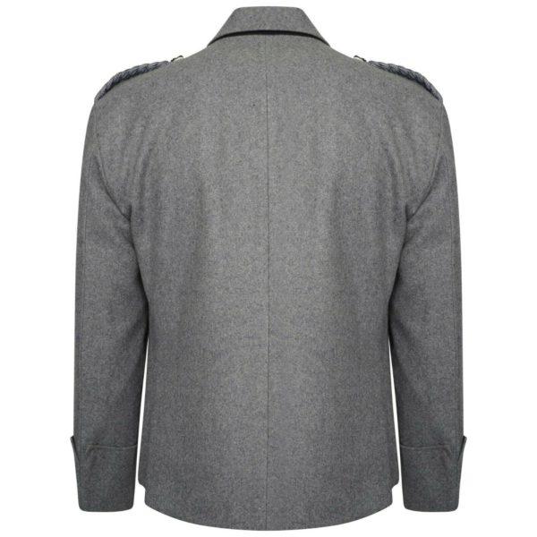 100% Wool Scottish Crail Highland Argyle Kilt Jacket and Waistcoat1