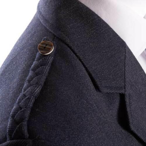 Crail Kilt Jacket and Waistcoat in Midnight Blue5