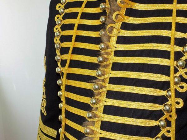 Napoleonic-Hussars-Uniform-Military-Style-Tunic-Pelisse-2