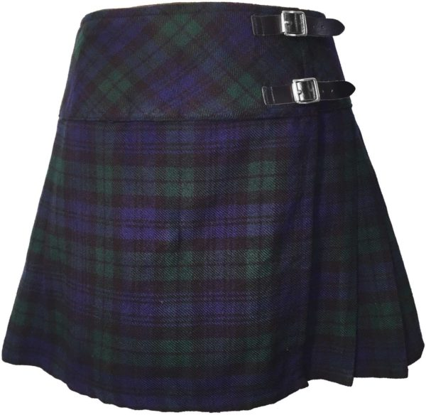 Black Watch Women's Sport Kilt
