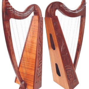 22 Strings Celtic Irish Harp Lap FOLK BRAND NEW