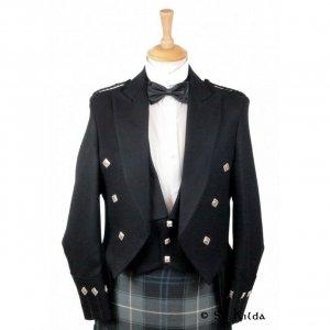 Regulation Doublet Kilt Jacket With Waistcoat