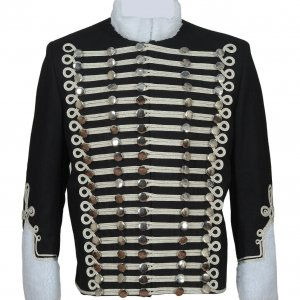 Napoleonic uniforms – Napoleonic Prussian Hussars jacket Pelisse