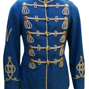 Imperial German Hussar Attila tunic uniform jacket