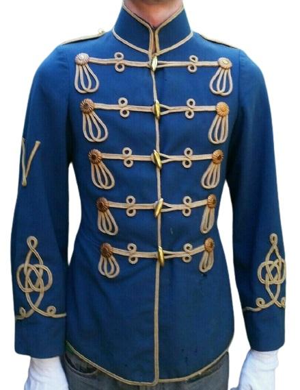 Imperial German Hussar Attila tunic uniform jacket