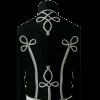Hussars Pelisse (Plain) British war jacket civil war jacket