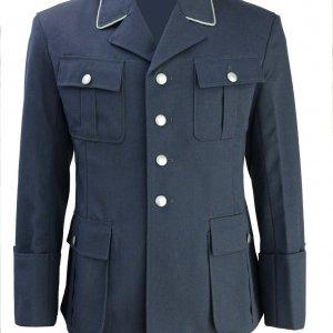 German Luftwaffe Officers Gabardine Wool Tunic