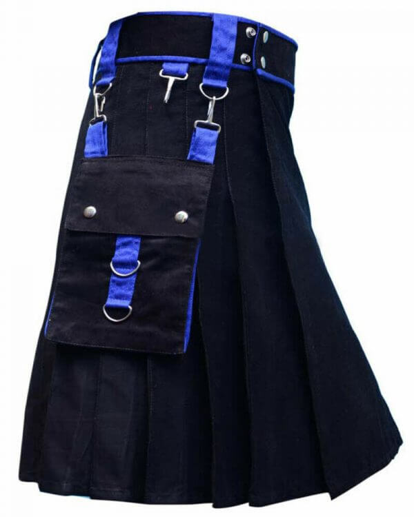 New Great Scottish Fashion Kilt Mens